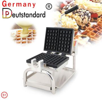 220v commercial waffle maker with factory price for sale
