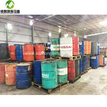 Waste Engine Oil Recycling Process Machine