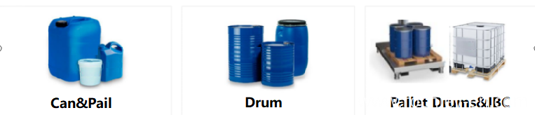 Can, Pail, Drum, IBC