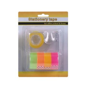 Colour Tape With Holder