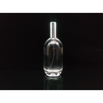 80ml round shoulder perfume bottle with cylindrical bottle
