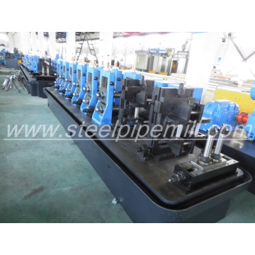 round steel pipe making machine