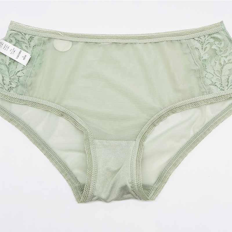 100 Cotton Gusset Panty