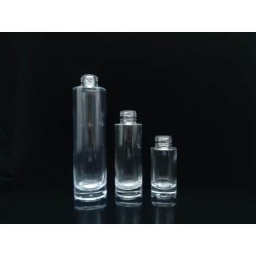 150ml cylindrical glass dropper bottle for cosmetic essence cosmetic sets