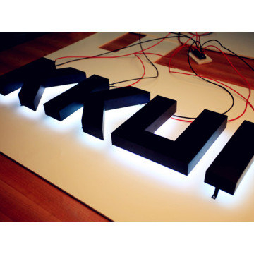 Led Storefront Signs Lit Letter Sign