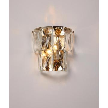 Modern Latest Living Room Decorative Crystal Wall Lamp
