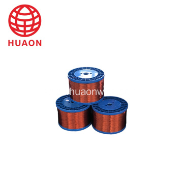 Enameled round copper wire using for motor