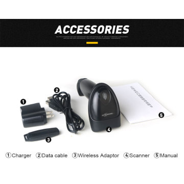 Best wireless 1d bluetooth laser barcode scanner