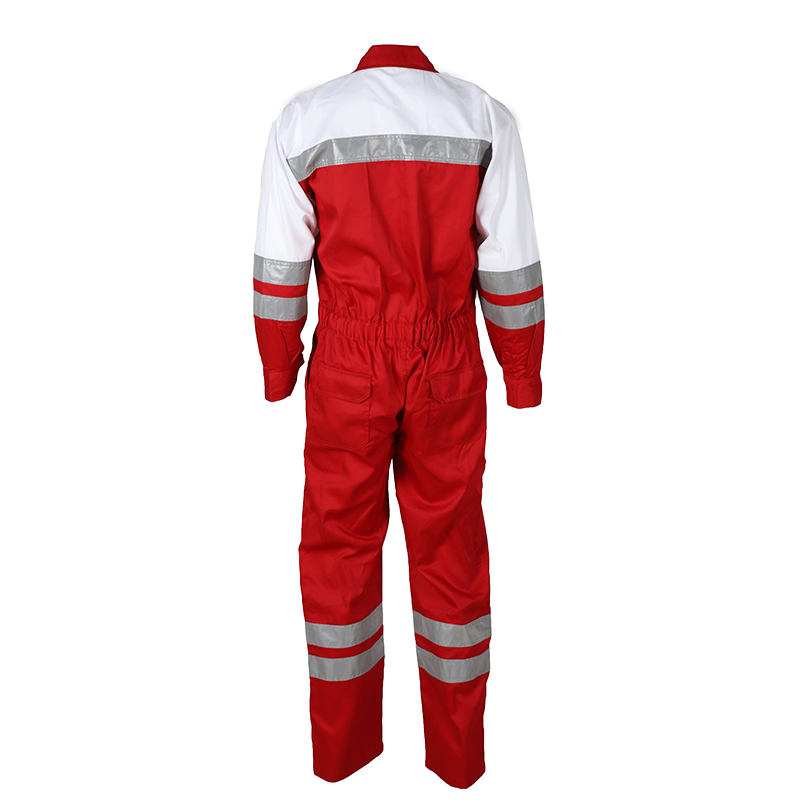 safety FRC coverall for industry uniform work clothes
