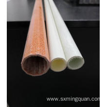 25mm fiberglass tube with fiberglass mat strength flexible