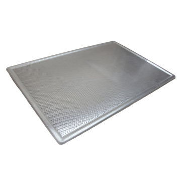 Aluminum Nonstick Perforated Flat Sheet