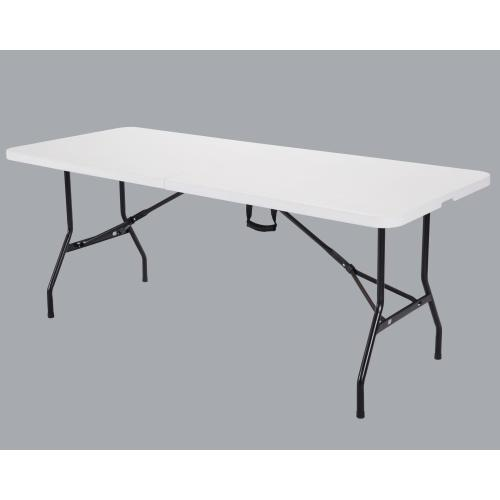 6FT Folding In-Half Table