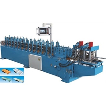 Automatic Steel Plate Door Frame Roll Forming Line