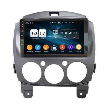 Android 9 ips DVD ANDROID for MAZDA2 2010