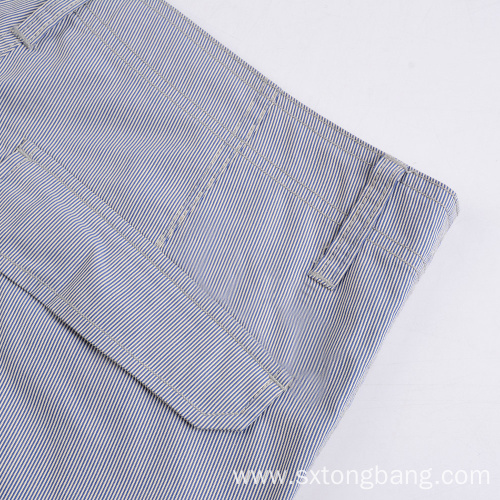 Casual Men's Shorts With Pockets