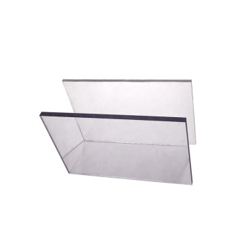 Flat and transparency polycarbonate hard solid sheet