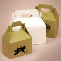Printed Cup Cake Box Cake Packaging Boxes