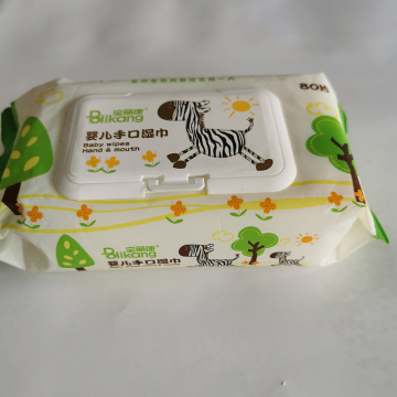 Factory Price Disposable Bamboo Wipes for Cleaning