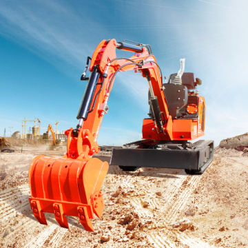 Super micro digger  XN10 with swing