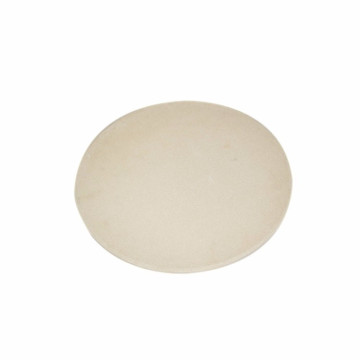 Outdoor bbq ceramic pizza stone for bbq oven