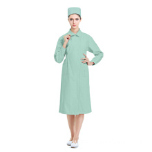 Hospital Medical Staff Nurse Uniform Dress Set