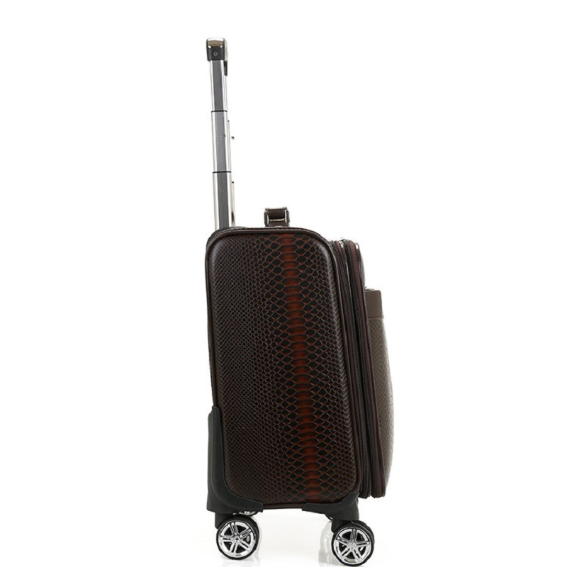 Aluminium Alloy Trolley Travel Luggage