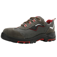 Air Permeable Mesh Upper Working Safety Shoes