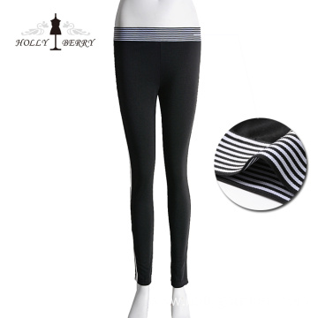 New Arrival Black Skinny Bootcut Ladies Pants