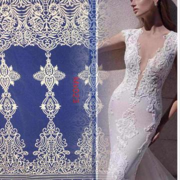 I-Brocade Lace Fabric Wedding