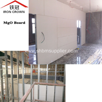 Corrosion-resistant No-asbestos Fireproof MgO Board