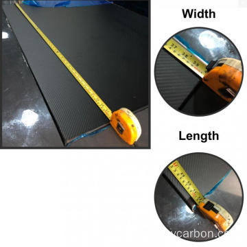Hobbycarbon 0.5mm 0.75cm thickness carbon fiber sheet price