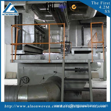The most professional AL-2400 SS 2400mm nonwoven machines with high quality