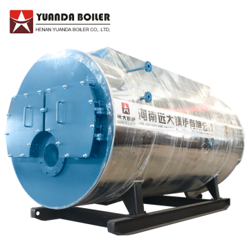 Diesel Heavy Oil Fired Steam Boiler Machine