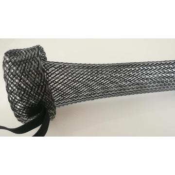 190cm Grey EXpandable Fishing Rod Cover