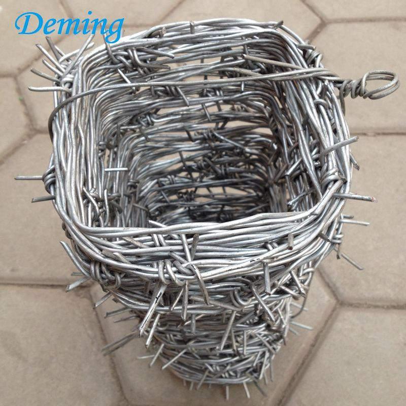 Hot Sale Palstic Barbed Wire Per Roll Price