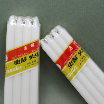 Hot sale long burn time wax stick candles
