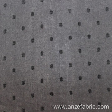 Wholesales non stretch cotton swiss dots fabric