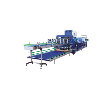Auomatic Hot Glue Carton Packing Machine