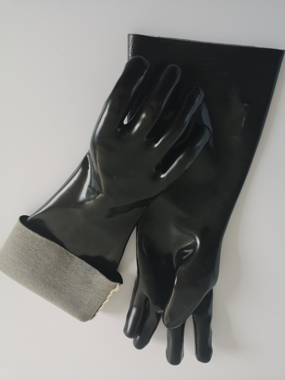 PVC Coated Gloves with 18""