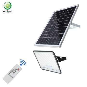 IP67 waterproof outdoor 50-300w led solar flood light