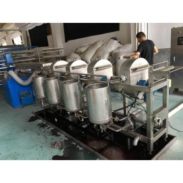 Spray Hank Yarn Dyeing Machine