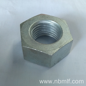 DIN934 Stainless Steel Hex Nut