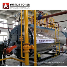 Gas Oil Fired Big Furnace Hot Water Boiler