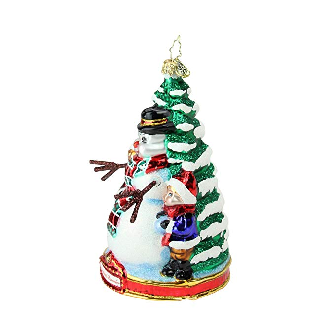 Christmas Glass Ornaments