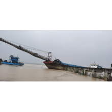 3900T Self Unloading Sand Vessel Build In 2014