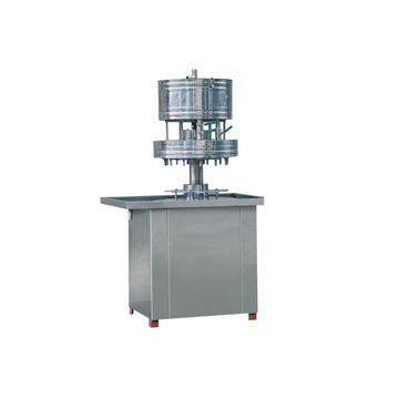 Semi-automatic Water Filling Machine