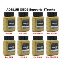 AdBlue Emulator NOX Emulation AdblueOBD2 Plug&Drive Ready Device by OBD2 Trucks Adblue OBD2 for trucks