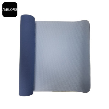 Extra Thick TPE Foam Yoga Pilates Mat