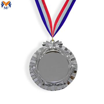 Wholesale price metal award blank medals logo engraving