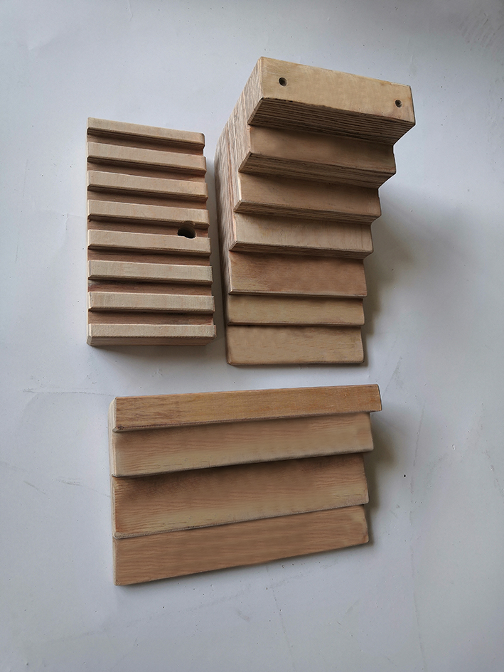 Wood Step Block